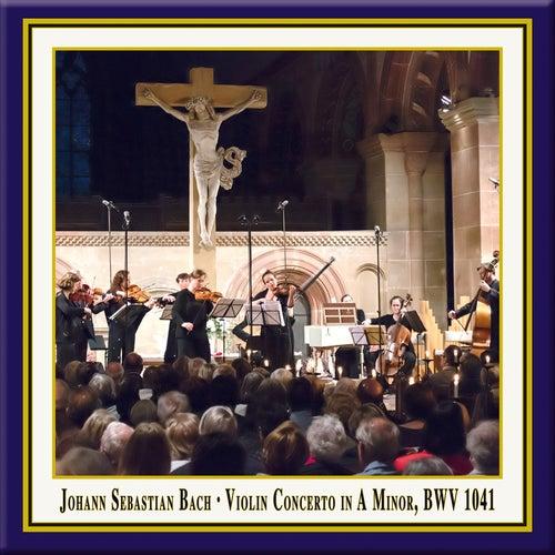 Bach: Violin Concerto No. 1 in A Minor, BWV 1041 (Live) by Julia Schröder