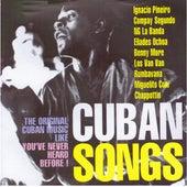 Cuban Songs de Various Artists