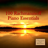 100 Rachmaninoff Piano Favorites von Various Artists