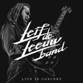 Live in Concert van Leif De Leeuw Band
