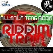 Riddim Train Volume 3 - Millenium Teng Riddim by Various Artists