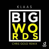 Big Words (Chris Gold Remix) by Klaas