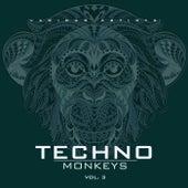 Techno Monkeys, Vol. 3 von Various Artists