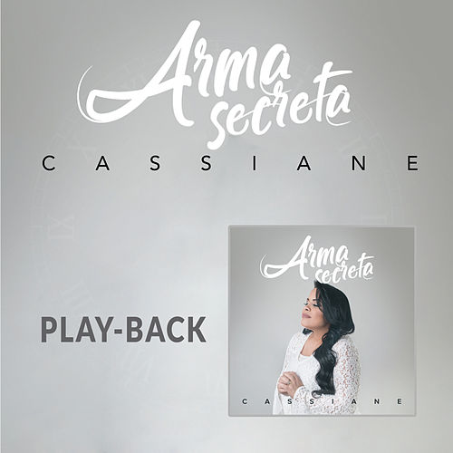 Arma Secreta (Playback) de Cassiane