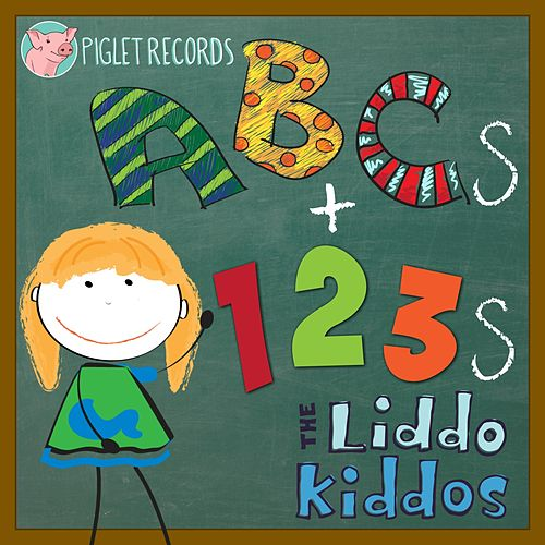ABCs + 123s by The Liddo Kiddos