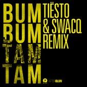 Bum Bum Tam Tam (Tiësto & SWACQ Remix) by Mc Fioti