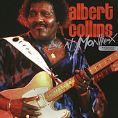 Live At Montreux 1992 de Albert Collins