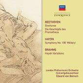 Beethoven, Haydn, Brahms: Orchestral Works by Eduard Van Beinum