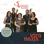 Vira Virou de Quinteto Sopro Novo Yamaha