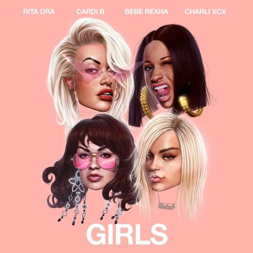 Girls (feat. Cardi B, Bebe Rexha & Charli XCX) de Rita Ora
