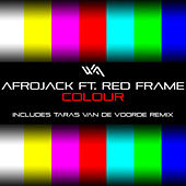 Colour feat Red Frame by Afrojack