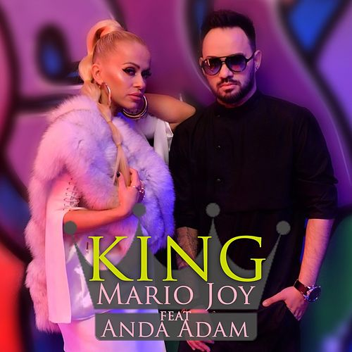 King (Radio Edit) de Mario Joy
