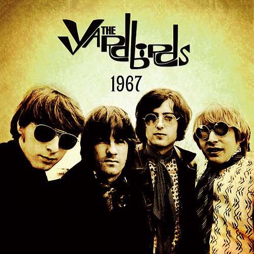 1967 - Live in Stockholm & Offenbach by The Yardbirds