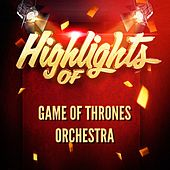 Highlights of Game of Thrones Orchestra de Game of Thrones Orchestra