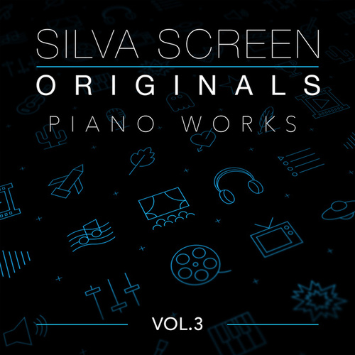 Silva Screen Originals Vol.3 - Piano Works by City of Prague Philharmonic