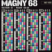1967-1970 by Colette Magny