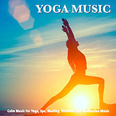 Yoga Music: Calm Music For Yoga, Spa, Healing, Wellness and Meditation Music by Yoga Workout Music (1)