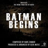 Batman Begins - Molossus - Main Theme by Geek Music