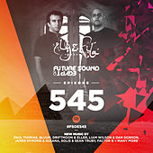 Future Sound Of Egypt Episode 545 - EP by Various Artists