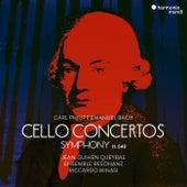 C.P.E. Bach: Cello Concertos von Various Artists