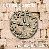 Yerushalayim Shel Zahav by Listen Up! A Cappella