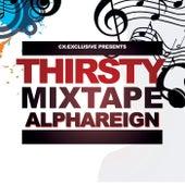 The Thirsty Mixtape, Vol. 1 - EP de Various Artists