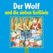 Der Wolf und die sieben Geißlein (Ein Märchen der Brüder Grimm) by Brüder Grimm