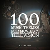 100 Music Themes for Movies & Television by Various Artists