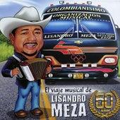 El Viaje Musical de Lisandro Meza, 60 Años, Vol. 1 de Lisandro Meza