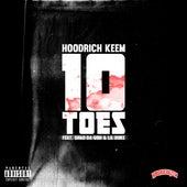 10 Toes (feat. Shad Da God & Lil Duke) by HoodRich Keem