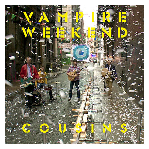 Cousins by Vampire Weekend