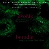 Dvořák & Borodin: String Quartets by Royal Philharmonic Chamber Ensemble