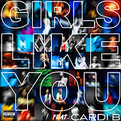 Girls Like You (feat. Cardi B) de Maroon 5