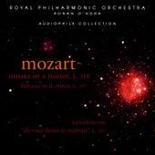 Mozart: Sonatas for Solo Piano by Ronan O'Hora (piano)