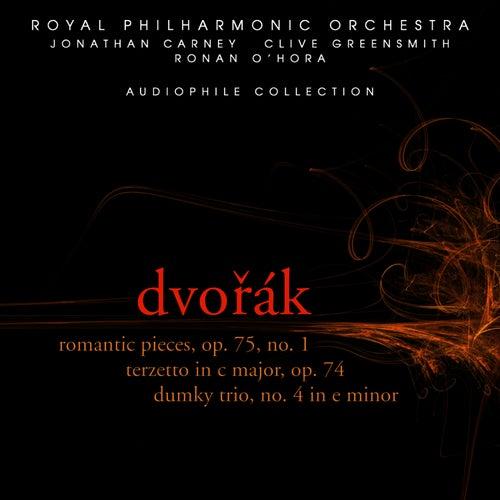 Dvořák: Romantic Pieces by Royal Philharmonic Chamber Ensemble