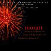 Mozart: Piano Sonatas by Ronan O'Hora (piano)