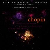 Chopin: Fantasy and Waltzes by Ronan O'Hora (piano)