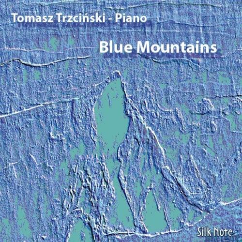 Blue Mountains I von Tomasz Trzcinski