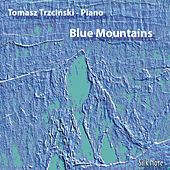 Blue Mountains II von Tomasz Trzcinski