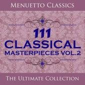 111 Classical Masterpieces, Vol. 2 von Various Artists