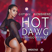 Hot Dawg van Gyptian