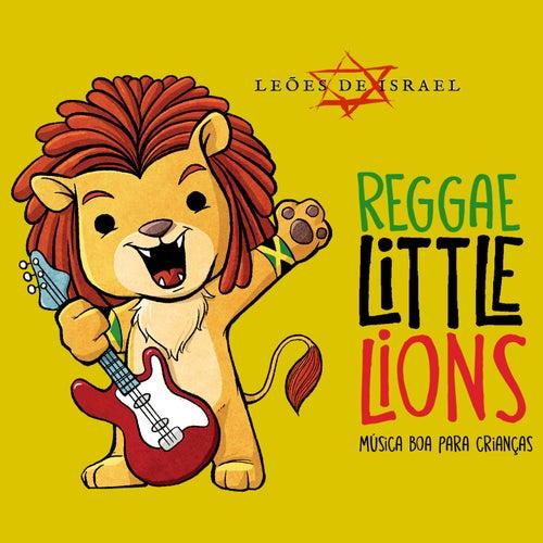 Reggae Little Lions: Música Boa para Crianças de Leões de Israel