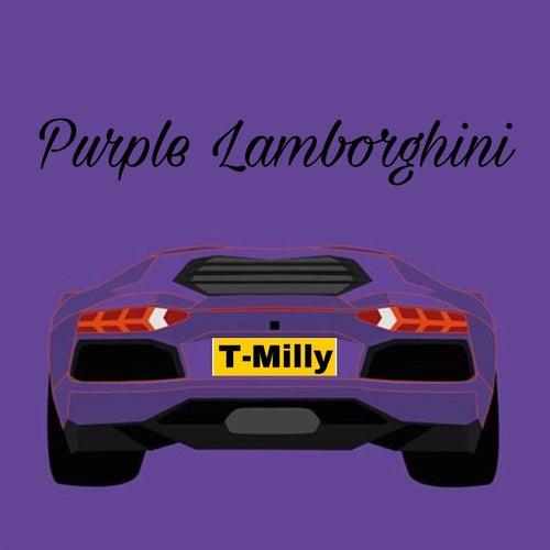 Purple Lamborghini By T Milly Napster