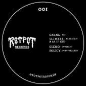 Rotpot 001 de Various Artists