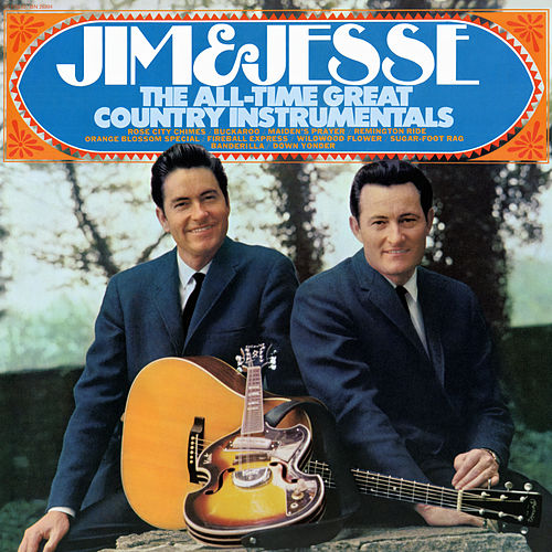 All-Time Great Country Instrumentals by Jim and Jesse