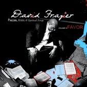 Psalms Hymns & Spiritual Songs, Vol. 3: Favor de David Frazier