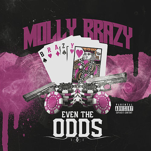 Even the Odds by Molly Brazy