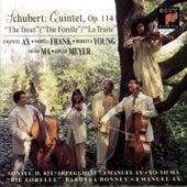 Schubert: Trout Quintet; Arpeggione Sonata; Die Forelle by Emanuel Ax