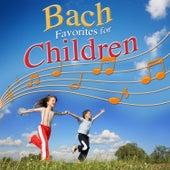 Bach Favorites for Children de Various Artists