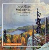 Alfvén: Symphony No. 1, Drapa & Midsommarvaka von Deutsches Symphonie-Orchester Berlin